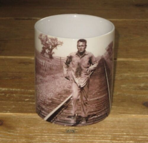 Paul Newman Cool Hand Luke Running MUG