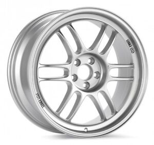 Enkei RPF1 wheels mounted Nitto NT01 tires (Cover Included)