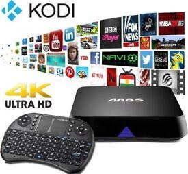 Android Tv Box / Firestick / 4k Entertainment Centre