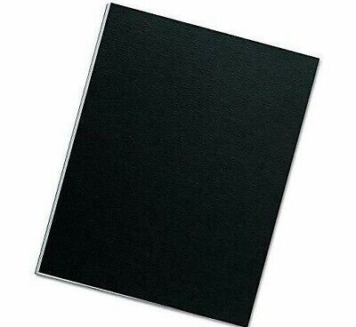 Fellowes Binding Presentation Covers Letter Black 25 Pack 5224901