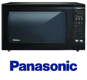 NEW* PANASONIC COUNTERTOP MICROWAVE 1250W 2.2 CU. FT. COUNTERTOP MICROWAVE OVEN WITH INVERTER TECHNOLOGY 109870630