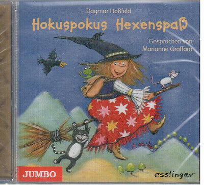 Dagmar Hoßfeld - Hokuspokus Hexenspaß - CD - NEU OVP ()
