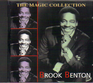 Brook Benton - The Magic Collection
