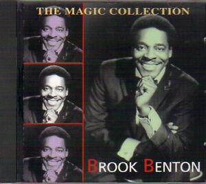 Brook Benton - The Magic Collection West Island Greater Montréal image 1