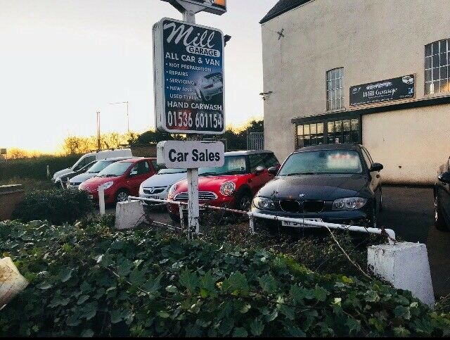 Car Sales Showroom Forcourt Office Garage Unit