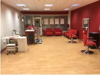BEAUTY SALON NEWLY REFURBISHED WITH ALL EQUIPMENT IN MEADWAY PRECINCT -GREAT OPPORTUNITY-AVAIL NOW