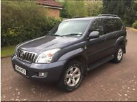 Wanted Toyota Land Cruiser prado rav4 hilux any year Mot or not top cash prices