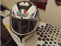 AGV motorbike helmet small