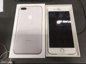 iPhone 7 plus 256gb BRAND NEW