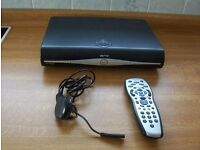 Sky box and remote in great condition