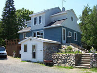 House 3 bedrooms 2 baths, 1700sf shop on 1 acre near Blind River
