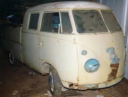 Wanted Vw kombi bus T2 aircooled vans