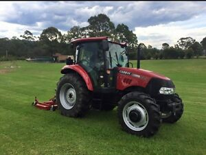 Tractor Case 2013 hardly used Eraring Lake Macquarie Area Preview