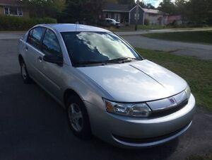 2003 Saturn ION 1 - 5-spd man - only 139k kms - great cond.