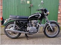 XS650 wanted