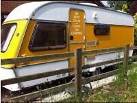 1990 Abi acr caravan, refurbished