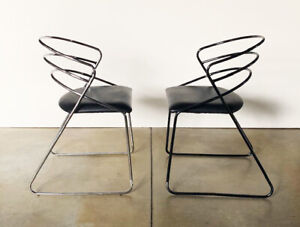 6 designer chairs
