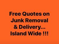 Junk Removal & Delivery