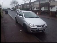 06 REG VAUXHALL CORSA 2.0 16v MAY PX OR SWAP