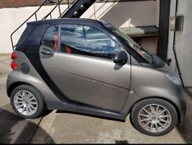 Smart for Two fully loaded