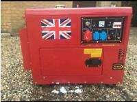 25.5 kVA Cummins Diesel Generator Key Start