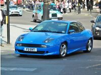Mint condition fiat coupe 20v turbo - low mileage, custom plate and 350+ bhp