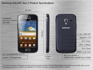 !! New Samsung Galaxy Ace 2 Unlocked-Déverrouill 99$ !! Lap Pro