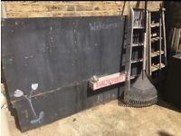 Chalkboard 4ft x 8ft