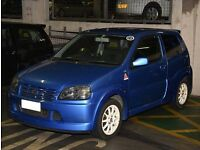 Modified Suzuki Ignis Sport JDM - Swift Sport - Yaris T Sport - Civic VTI EG EK Recaro Enkei