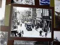 HUGE collection of old photographic prints of Bristol