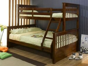 CLEARANCE NEW SOLID WOOD OR METAL BUNK BEDS