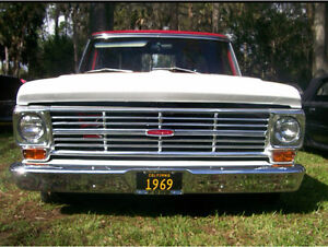 Anyone have a grill for a 1969 f100