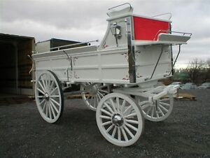 Carriages , wagon, sleighs , carts all new made to order! Windsor Region Ontario image 10