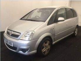 2009 VAUXHALL MERIVA, 1 female owner, HPI Clear. 6 Months Warranty included.