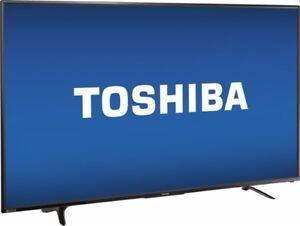 "Toshiba 65L621U 65"" 4K Chromecast Built in LED HDTV"