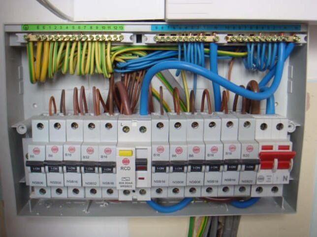 New Fuse Box Installation Costs : Qualified electrician gas safe register all electric