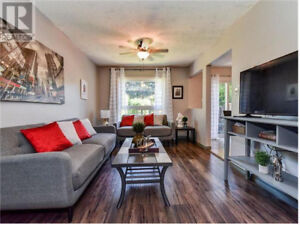 3 Bedroom Townhouse in Ajax with 1.5 bath close to 401