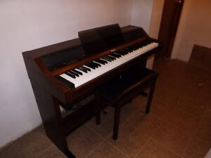 Roland HP350 Electronic Piano