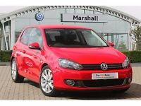2009 Volkswagen Golf MK6 5 Door Hatchback BREAKING - RED