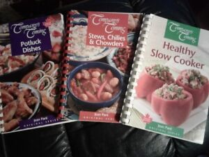 COMPANY'S COMING COOKBOOKS by Jean Pare