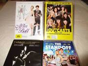 DVD'S 3 TITLES (NEW/SEALED) $5 EACH  (outcast sold ) Salisbury Plain Salisbury Area Preview