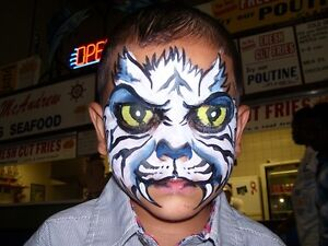 MONSTER HIGH Face Painting, Mr. BAZINGA'S Balloon Twisting Belleville Belleville Area image 8