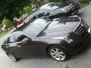 CADILLAC ATS4 3.6L AWD LUXURY FULLY LOADED WITH NAVI