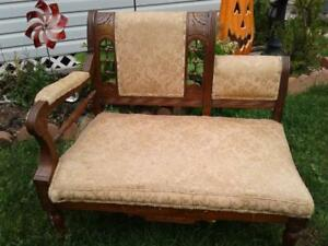 Antique Chair & Settee