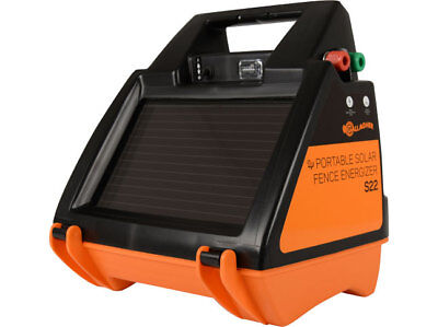 Gallagher S22 Solar Fence Energizer - 0.22 Joule