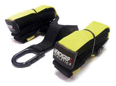 Henchgripz cross fit suspension training system