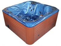 5 seater hot tub needs repairs, pick up only ATHENS ON