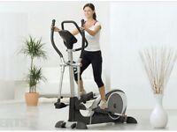 CRANE SPORTS Power X8 Home Fitness Elliptical / Cross Trainer