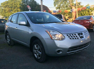 2010  Nissan Rogue  -  Certified, Warranty, One Owner