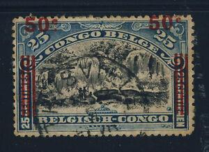 BELGIAN-CONGO-BELGE-COB90-CAD-ROND-034-THYSVILLE-034-TB